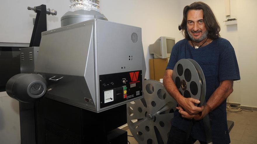Juan Manuel Chumilla: «El cine es un arte bastardo»