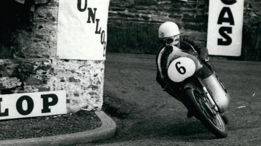 Muere Carlo Ubbiali, leyenda del motociclismo italiano