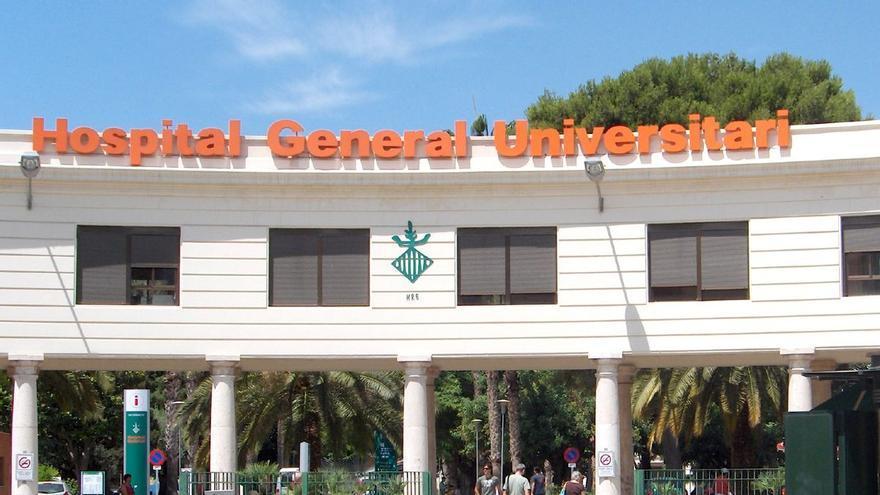 Investigan un posible caso de cepa india en el Hospital General de Valencia