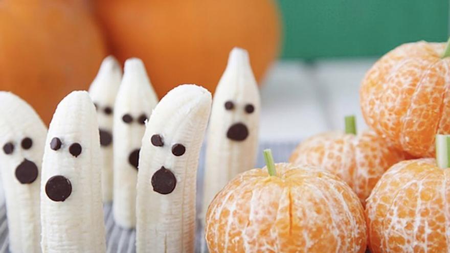 Halloween: 8 recetas saludables para niños