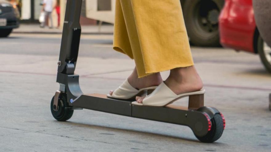 Hyundai desarrolla un nuevo patinete eléctrico con 20 kilómetros de autonomía