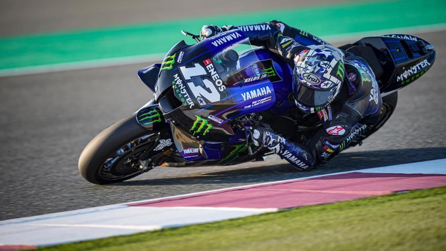 Maverick Viñales guanya la primera cursa del Mundial de MotoGP a Qatar