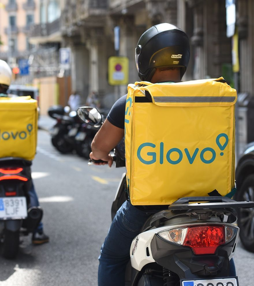 Un 'hackeo' a Glovo expone los datos de repartidores y clientes en España