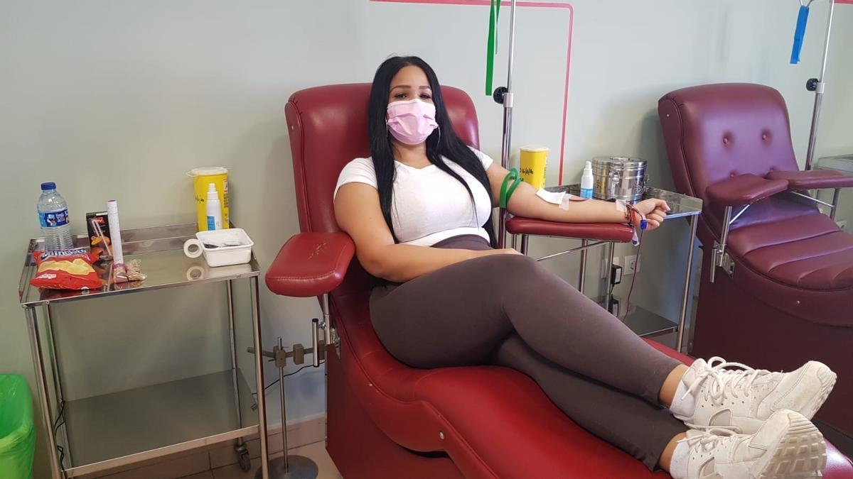 CANARIAS.-El ICHH lleva esta semana su campaña de donación de sangre a Los Silos (Tenerife)