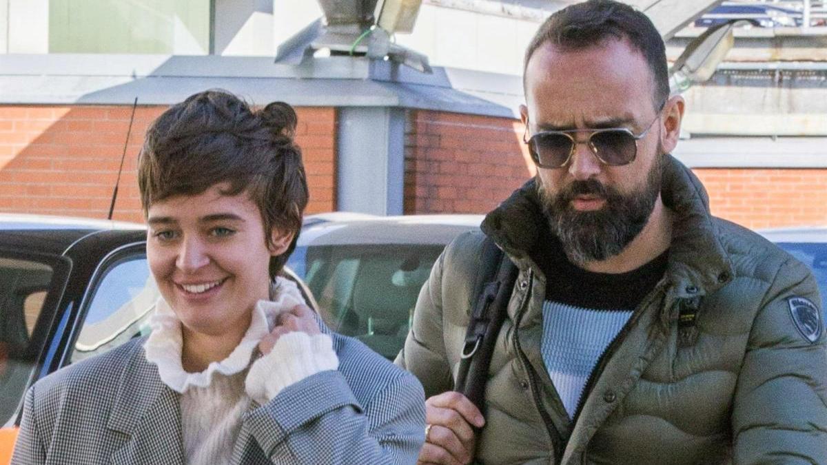 Laura Escanes y Risto Mejide.