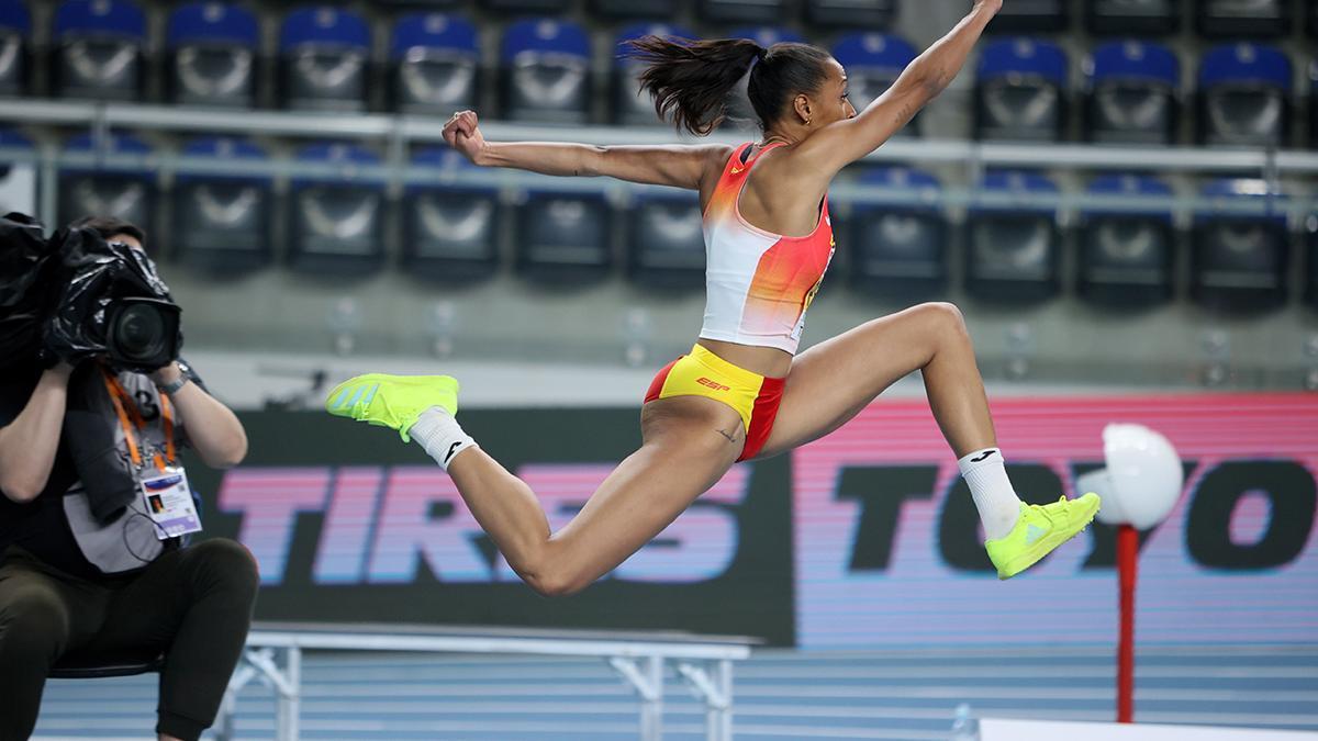 Ana Peleteiro, una de las opciones gallegas de medalla en Tokio 2020