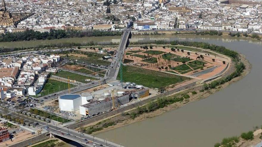 El Ayuntamiento estudia el proyecto de auditorio en Miraflores y dirá si es viable o no antes de fin de año