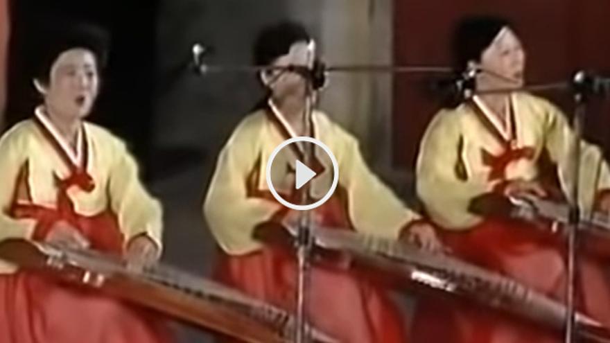 La verdadera historia de las norcoreanas que cantan el 'Vai lavar a cara'