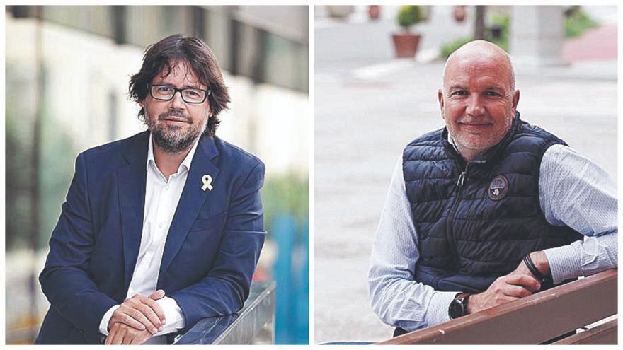 Els gironins a «segona  línia» del govern Aragonès