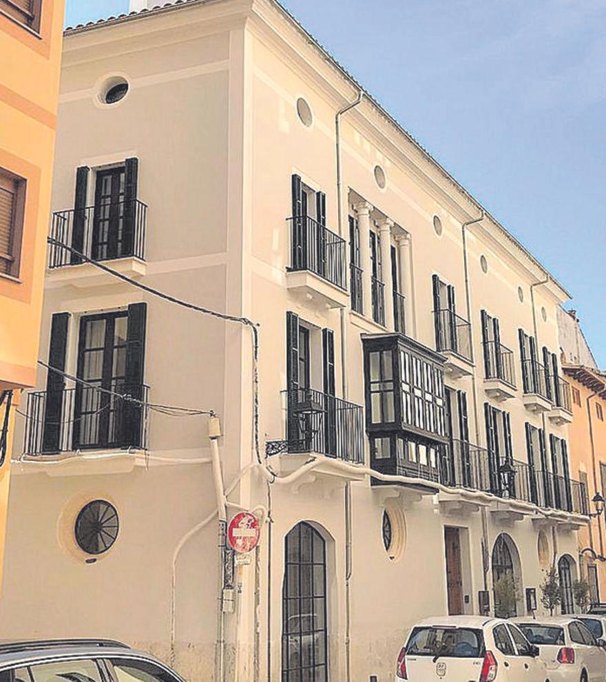 Neues Luxushotel in der Innenstadt von Palma de Mallorca eröffnet