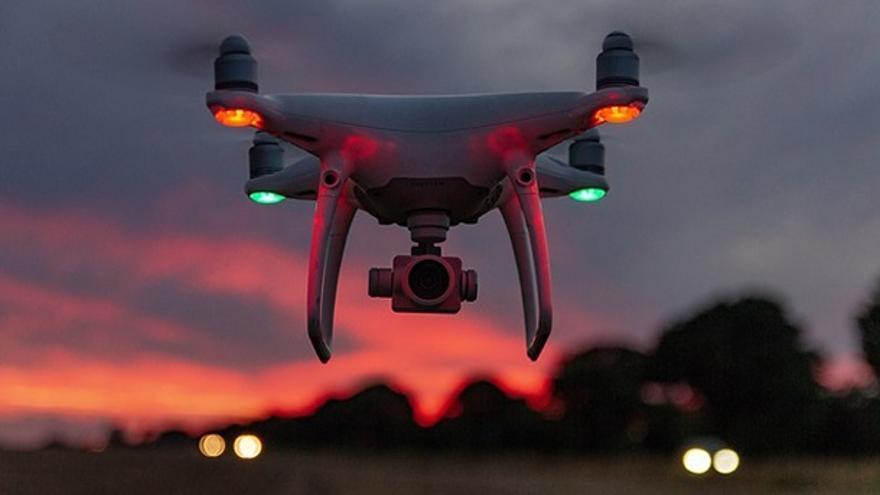 EEUU denuncia una agresión con drones a una base en Siria