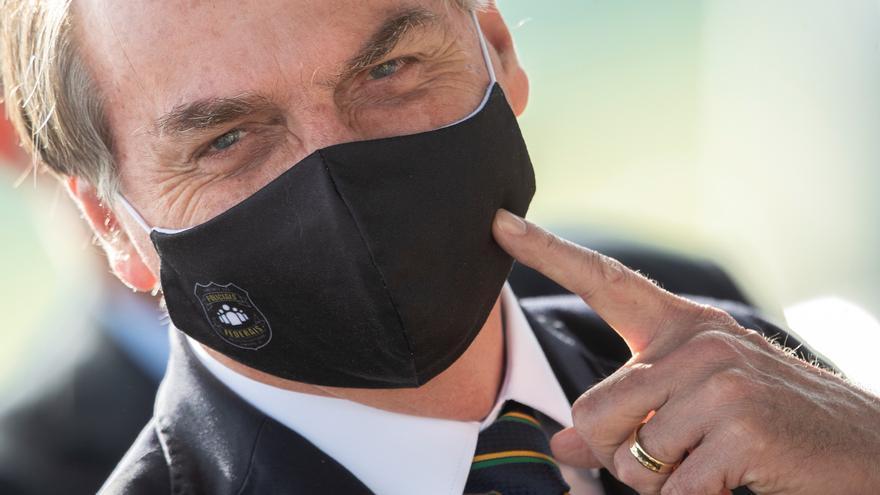 Bolsonaro, investigado por prevaricación en la negociación de las vacunas