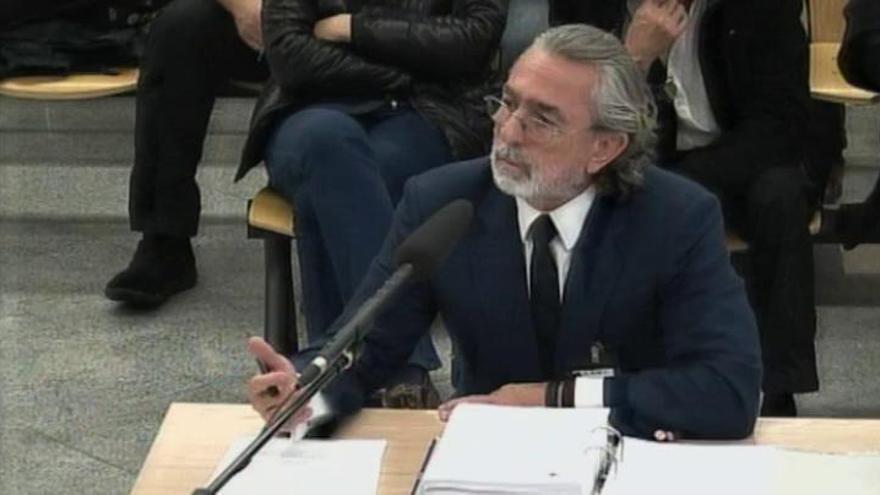 Correa desvela que Bárcenas amañó contratos con Fomento y Medio Ambiente
