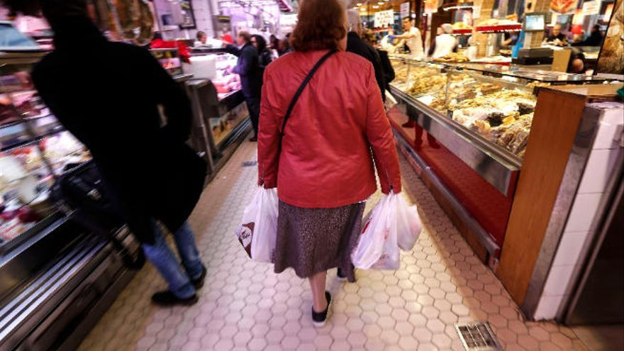 La doble insularidad consolida la brecha en el coste de la cesta de la compra