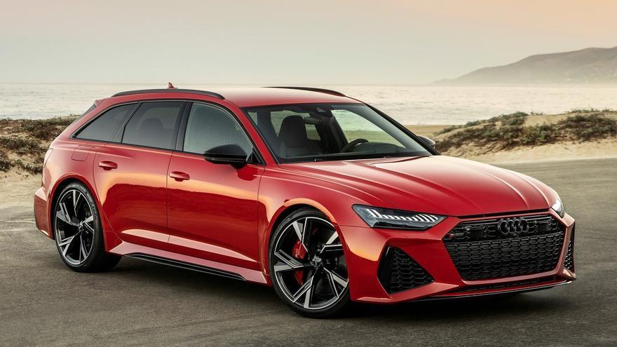 Probamos el Audi RS 6 Avant, la experiencia de conducción definitiva