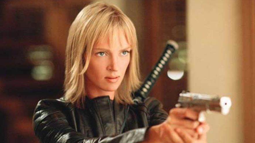 Uma Thurman publica el vídeo de su accidente en 'Kill Bill 2'
