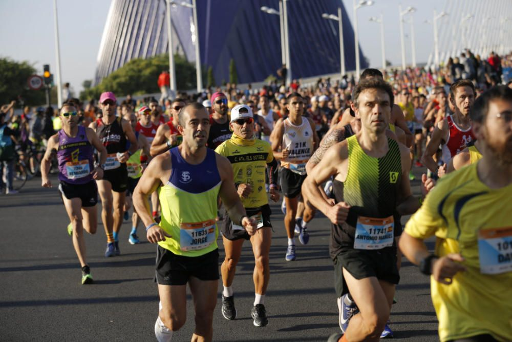 Búscate en el Medio Maratón València 2019