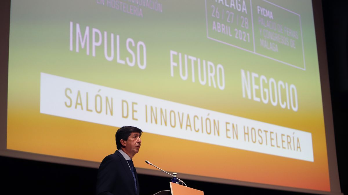 I Foro Nacional de Hostelería en el Palacio de Ferias de Málaga