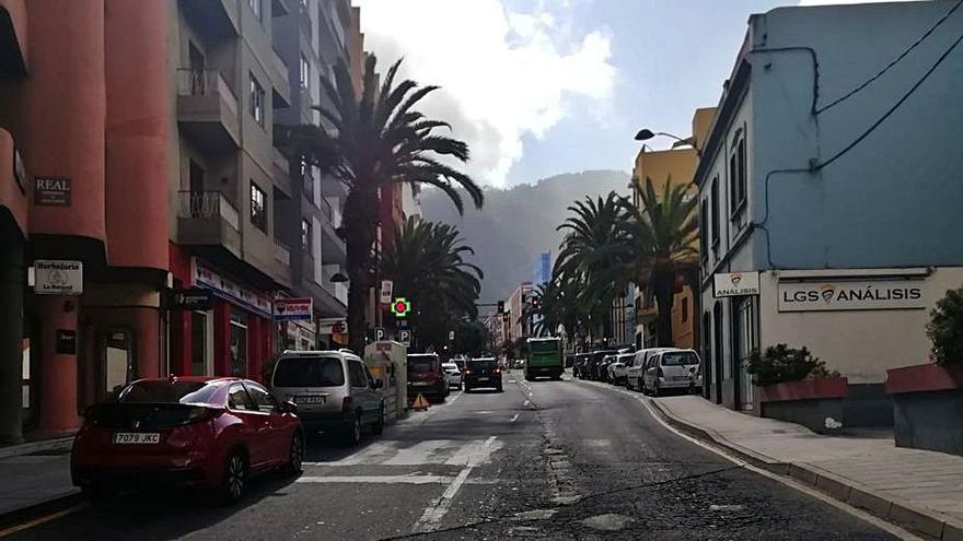 El Cabildo de Tenerife mejorará el firme de la carretera general del Norte del kilómetro 0 al 4,7