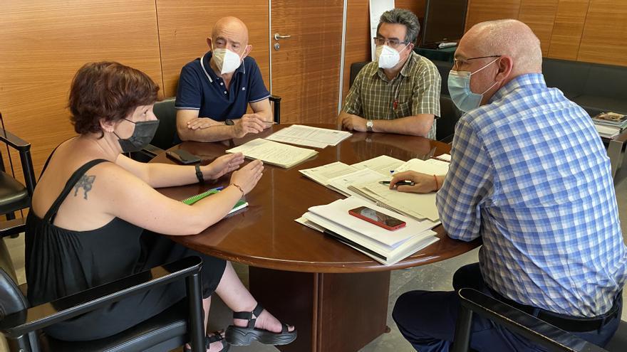 El Cercle reclama al Ayuntamiento de San Vicente poner en valor el refugio de la Guerra Civil