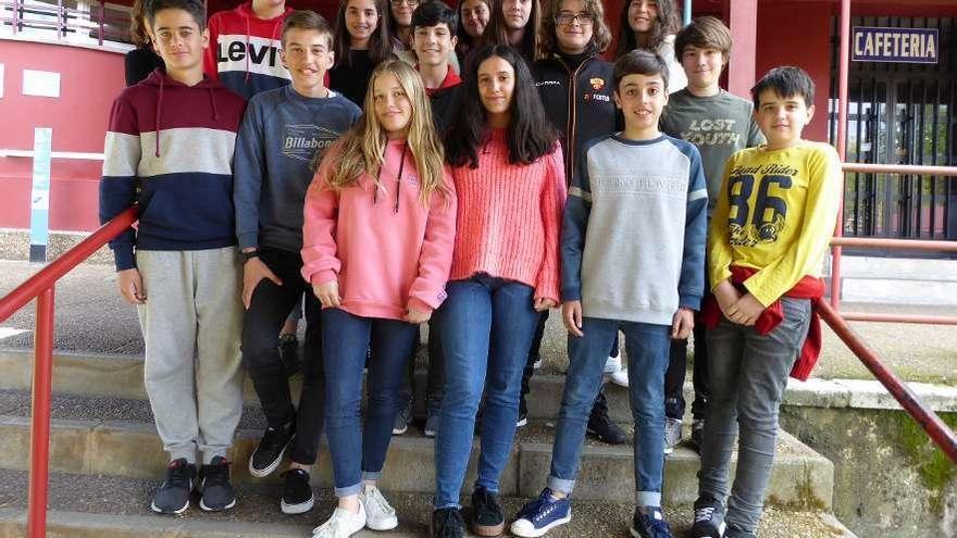 """Los alumnos del Juan de Villanueva se convierten en """"Escritores increíbles"""""""