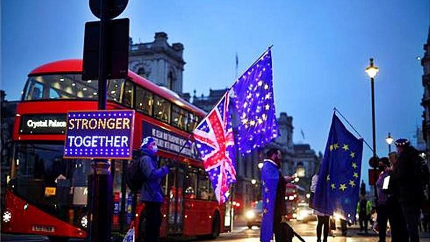 Els europeus que viuen al Regne Unit tenen por pel seu futur després del Brexit
