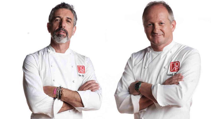 La comarca de Pontevedra revalida sus estrellas Michelin con Casa Solla y Pepe Vieira