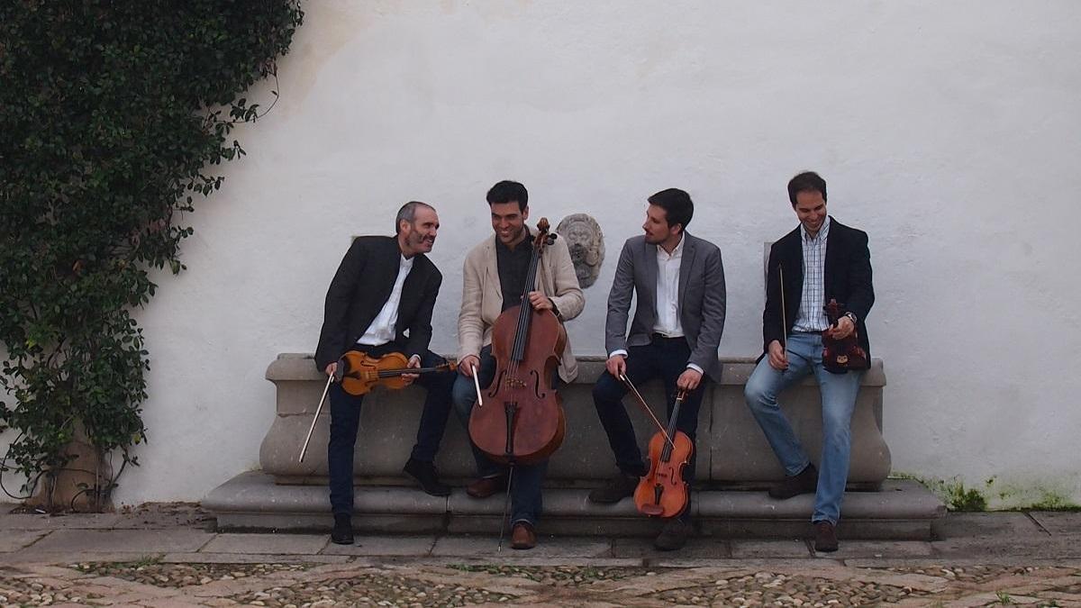 El Cuarteto Clásico lleva la marca Córdoba a Berlín, Praga y Bratislava