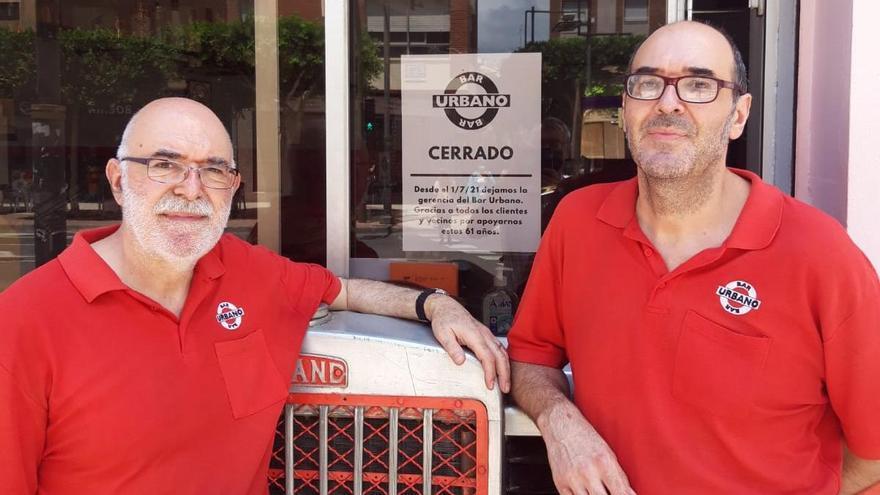 Cierra el Bar Urbano, la última víctima en Castelló por la crisis del coronavirus