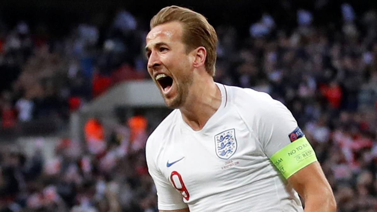 Harry Kane está llamado a ser uno de los protagonistas de la segunda semifinal de la Eurocopa