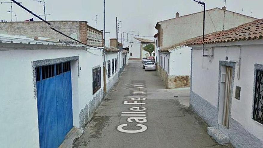 Sale a licitación la reforma de la calle Felipe Valero