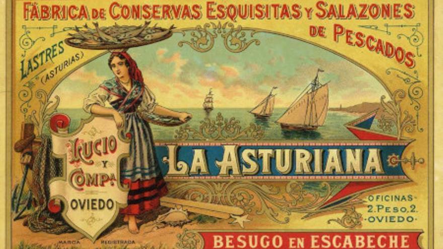 Iconografía femenina en la industria conservera de pescado en Asturias (1893-1983)
