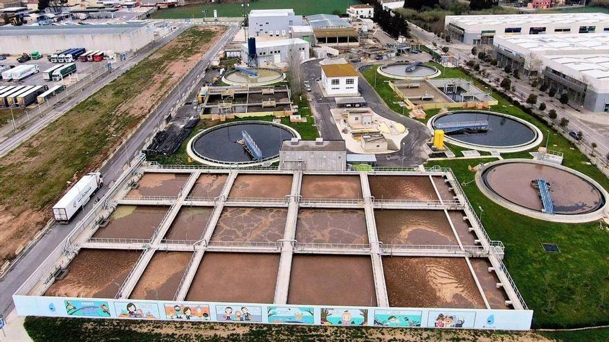 L'ampliació de la depuradora de Figueres fa possible la millora de la qualitat de l'aigua i el retorn de la vida piscícola