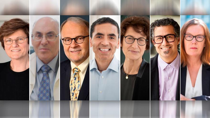 """Premio """"Princesa de Asturias"""" de Investigación a los padres de las vacunas contra el covid-19"""
