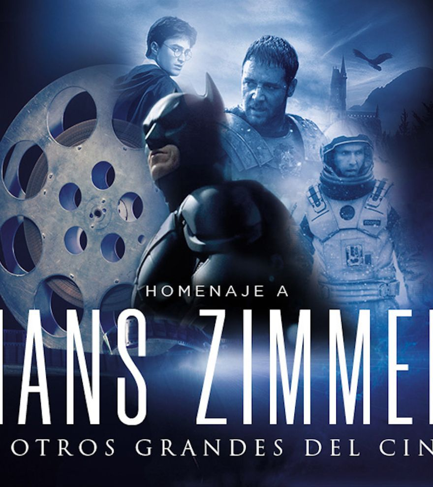 Homenaje a Hans Zimmer y otros grandes del cine
