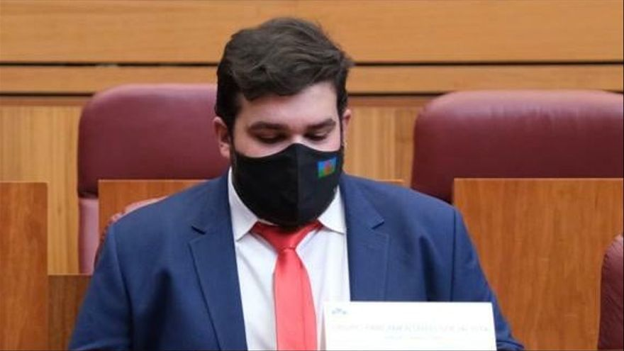 """Carlos Fernández lamenta la falta de respuesta sobre el """"arca de Noé"""" del Hotel Rey Don Sancho de Zamora"""