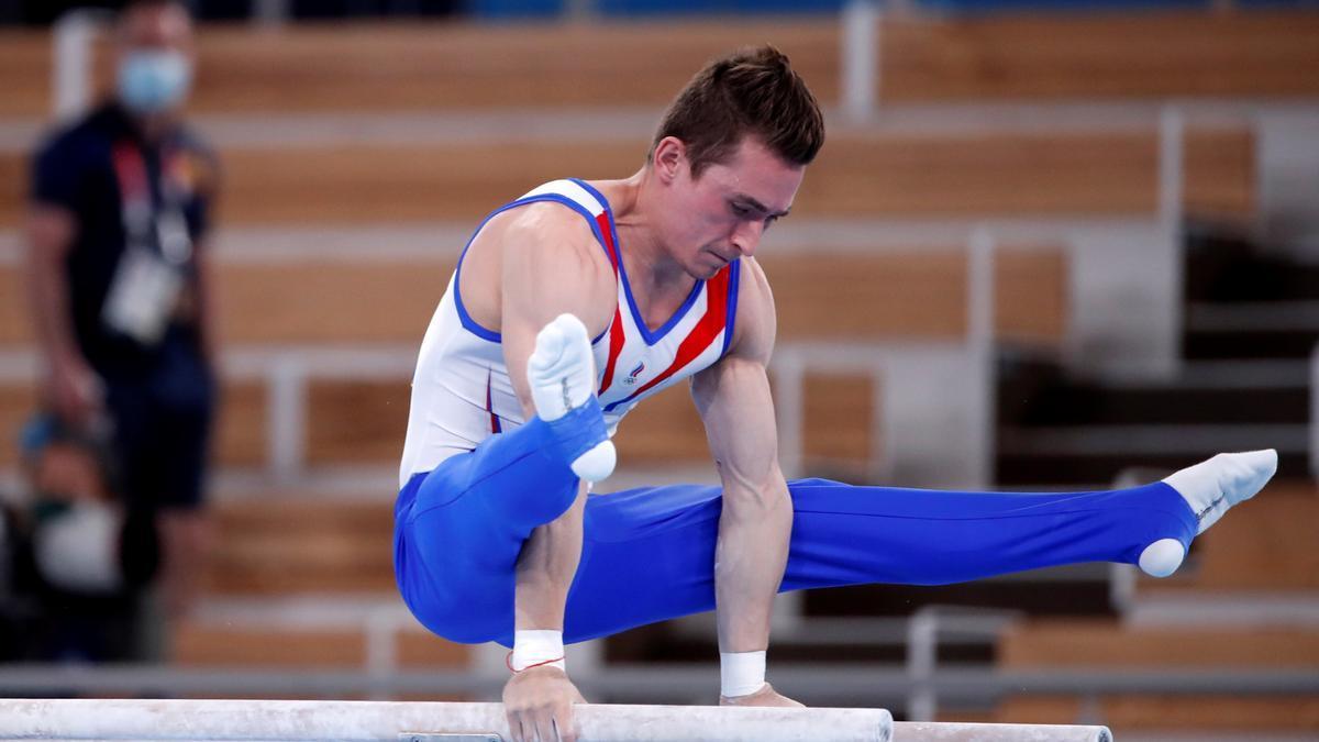 Rusia se lleva el oro por equipos en gimnasia artística después de 25 años.