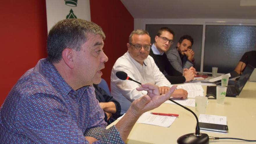 L'alcalde de Cercs defensa  que cal el projecte per poder  valorar  la incineradora
