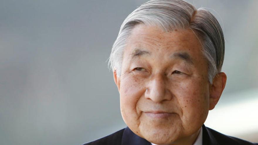 El emperador Akihito abdicará en abril de 2019