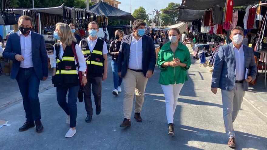 La Región activa el Plan Sismimur tras los terremotos de Fortuna