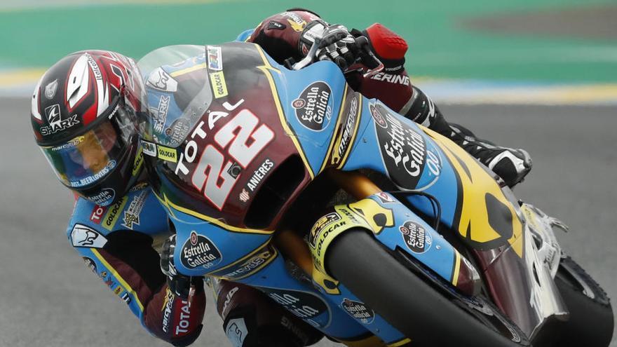Lowes gana en Francia y presiona al líder en Moto2