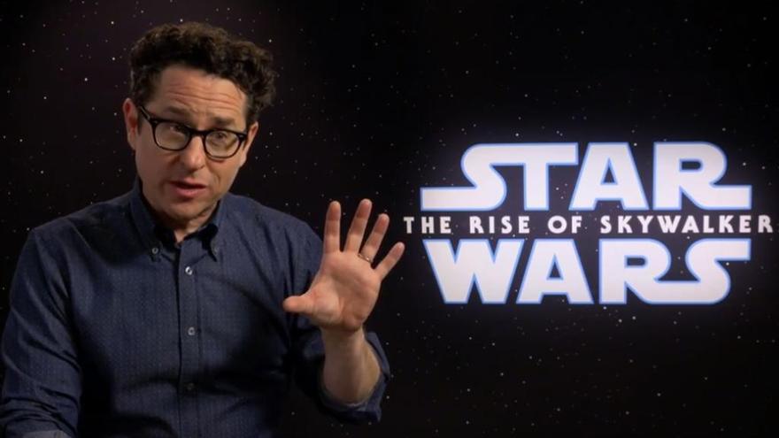 """J.J. Abrams, """"orgulloso"""" del cariz """"igualitario"""" de 'Star Wars: El ascenso de Skywalker'"""