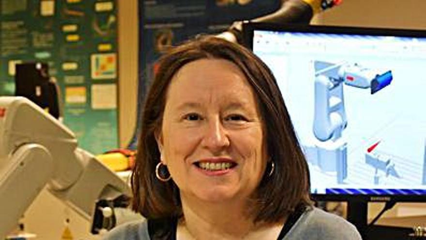Una profesora de la UDC, nueva secretaria de la Sociedad de Física