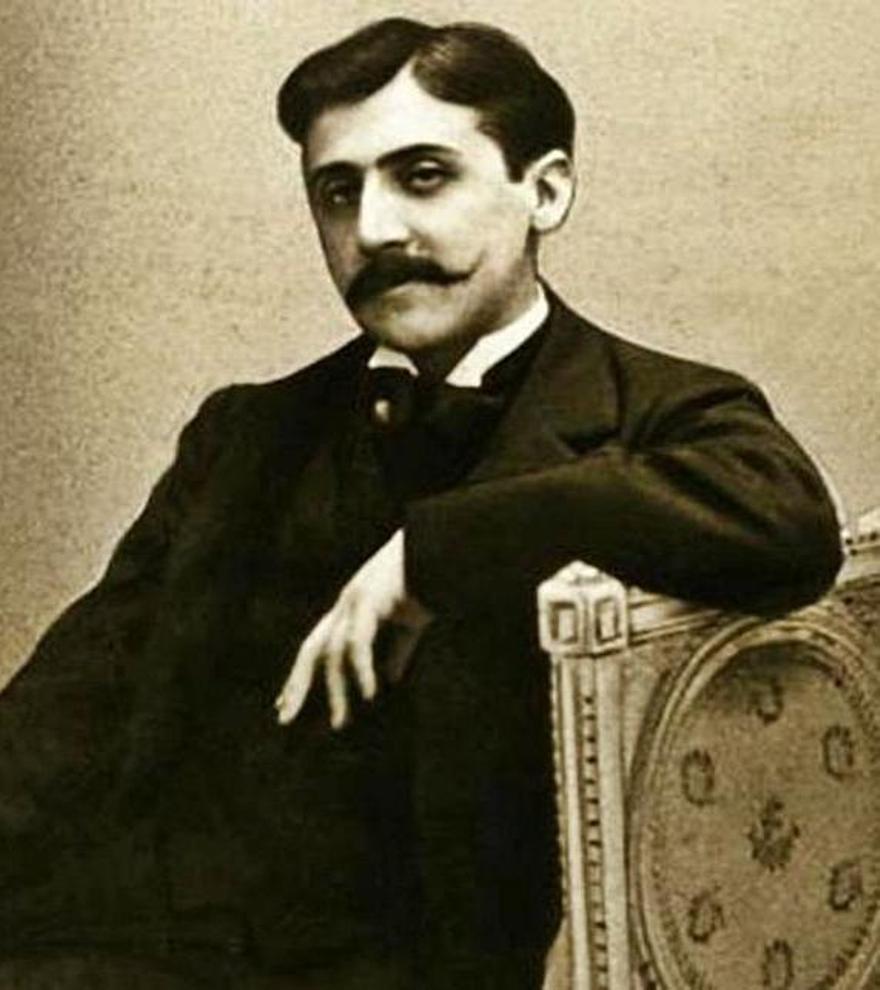 El carteo inédito de Marcel Proust con su vecina