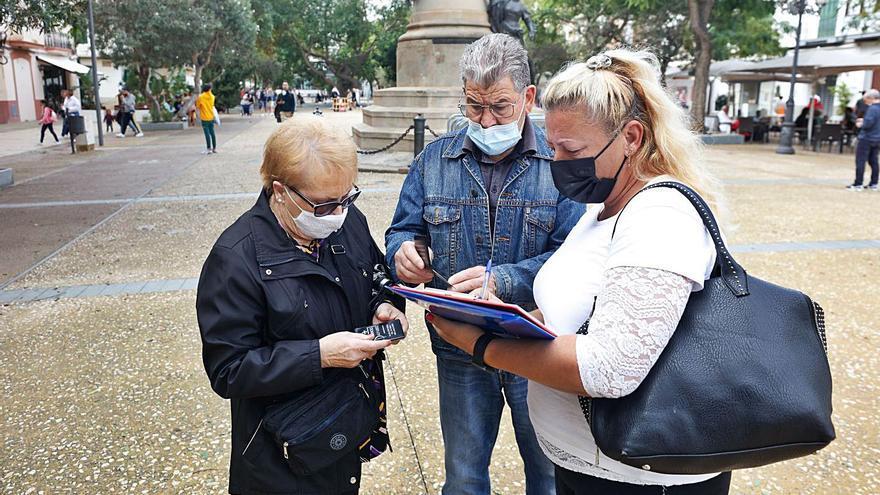 Cerca de 1.000 firmas en un solo día para frenar el desalojo de los Don Pepe