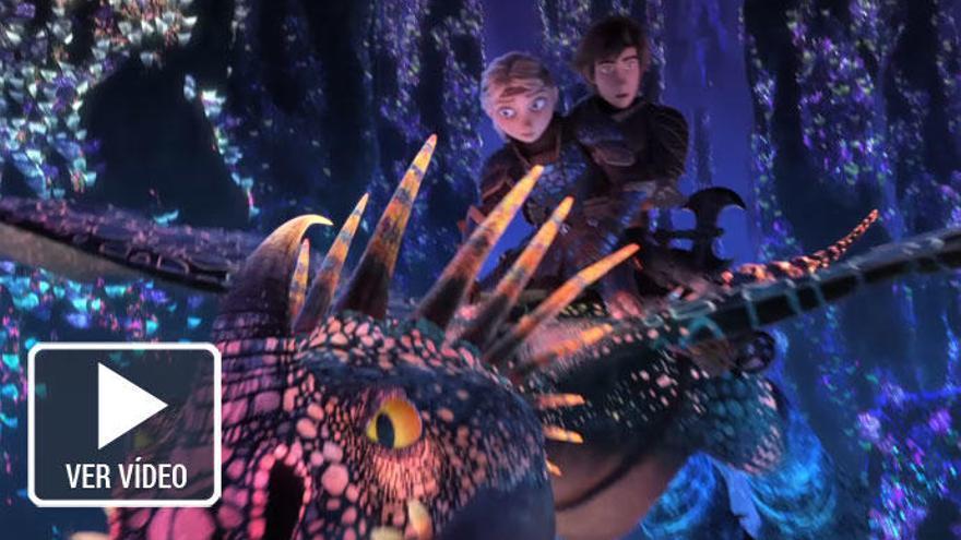 Estrenos de cine de la semana: Los dragones invaden la pantalla