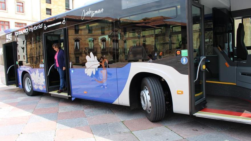 Nuestro transporte público gana un 5% de viajeros en los últimos tres años