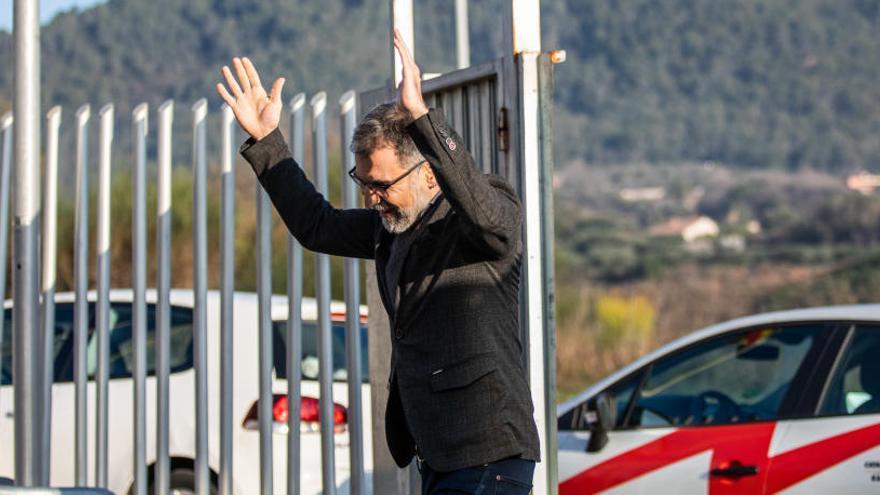 El jutjat de vigilància penitenciària autoritza el 100.2 a Jordi Cuixart tot i l'oposició de la fiscalia