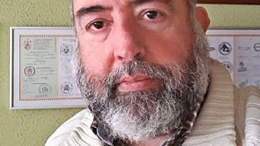 Manuel Lorenzo, nuevo director de Cáritas en la parroquia de Santo Tomás
