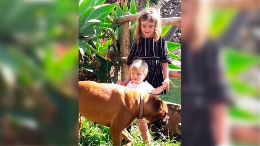 Emotiva carta de despedida de la madre de Anna y Olivia a sus hijas